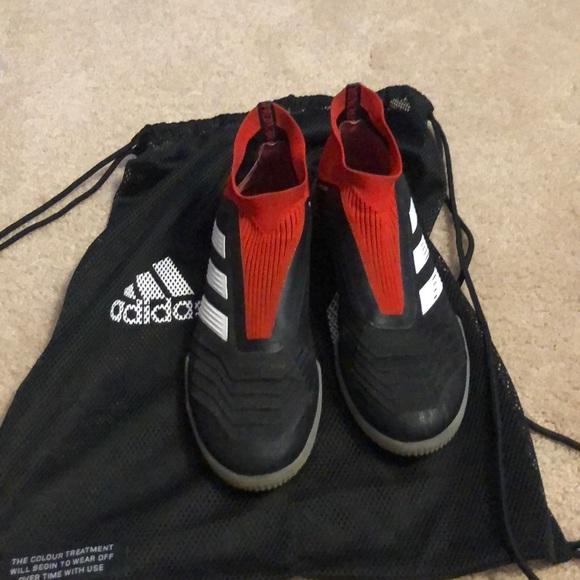 adidas predator futsal shoes size 8 1/2